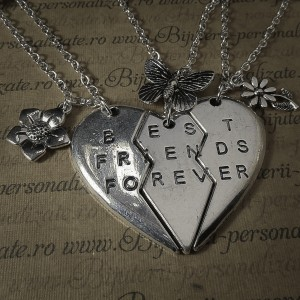 """Inima """"Best Friends Forever"""""""